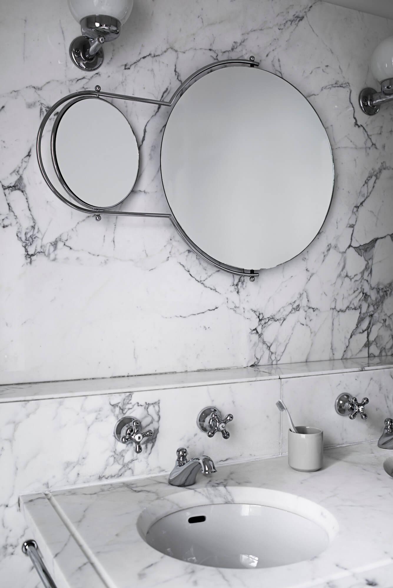 OMK 'Orbit' Mirror