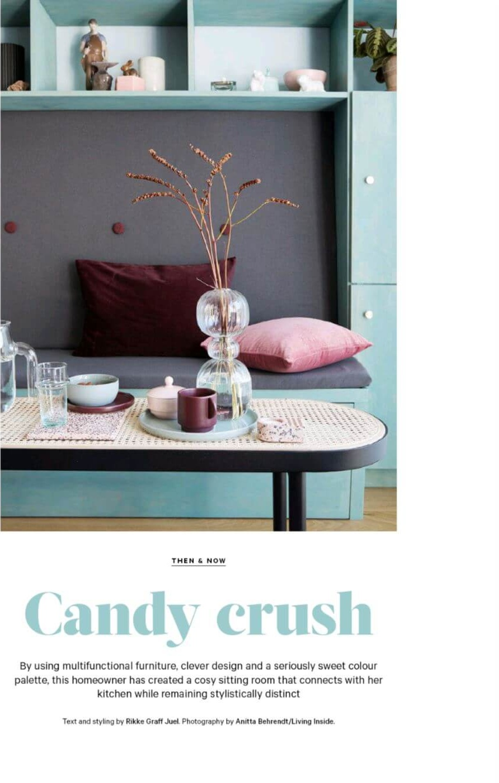 YOUR HOME & GARDEN  Styling: Rikke Graff Juel Photography: Anitta Behrendt / Living Inside