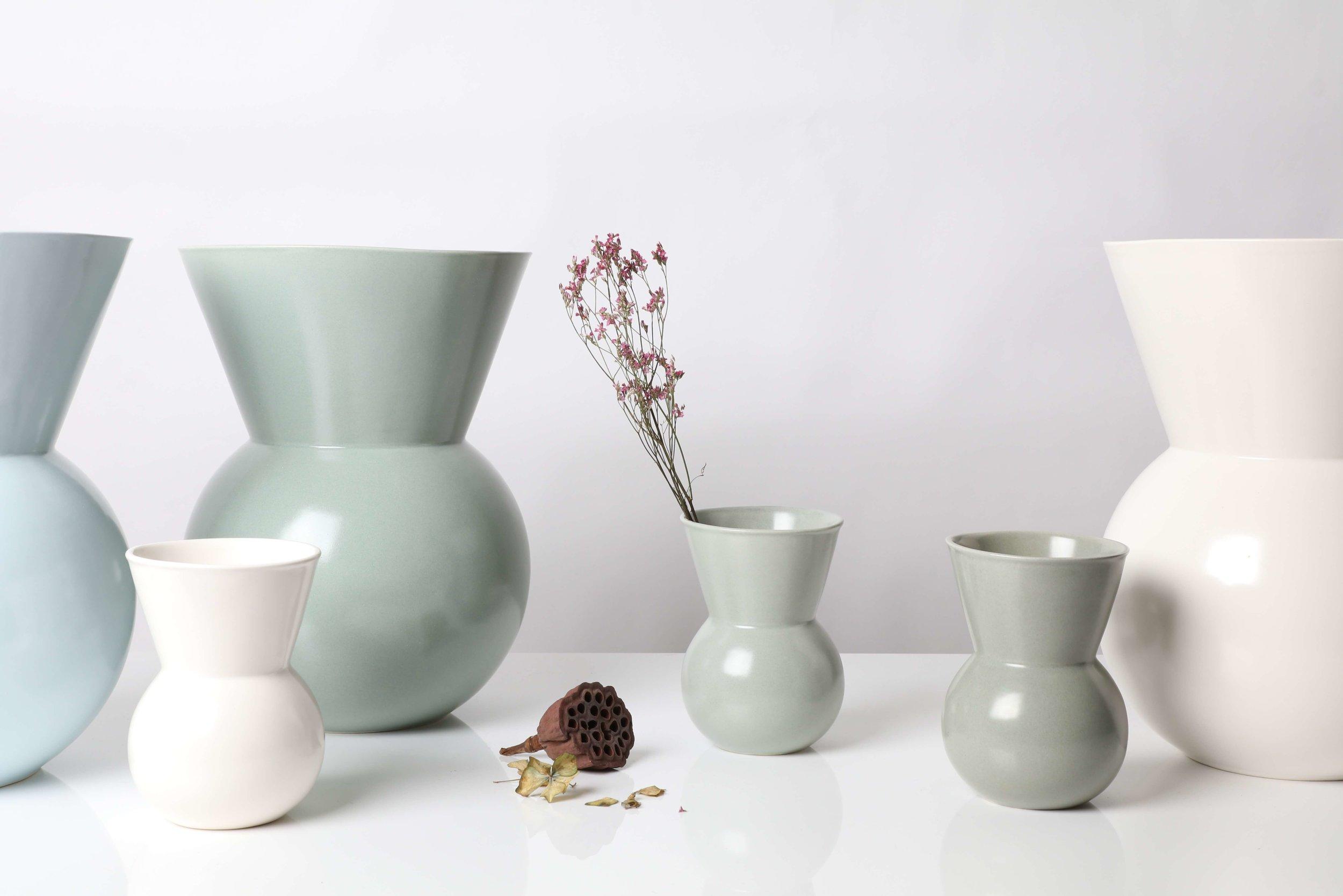 Gidon Bing 'Bulb' Vase