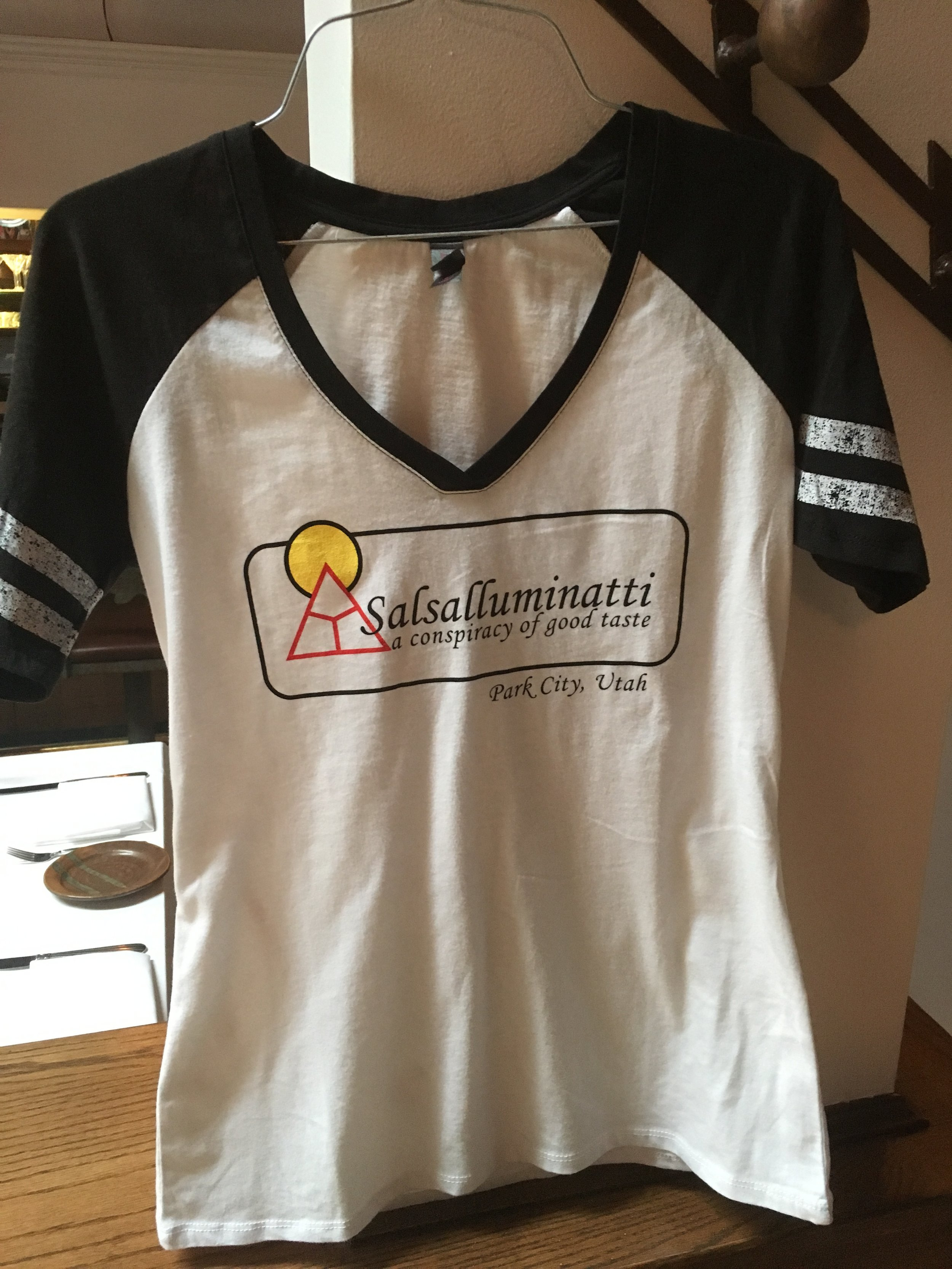 Women's T-Shirt. Something, something, (insert Joan Crawford referance here).