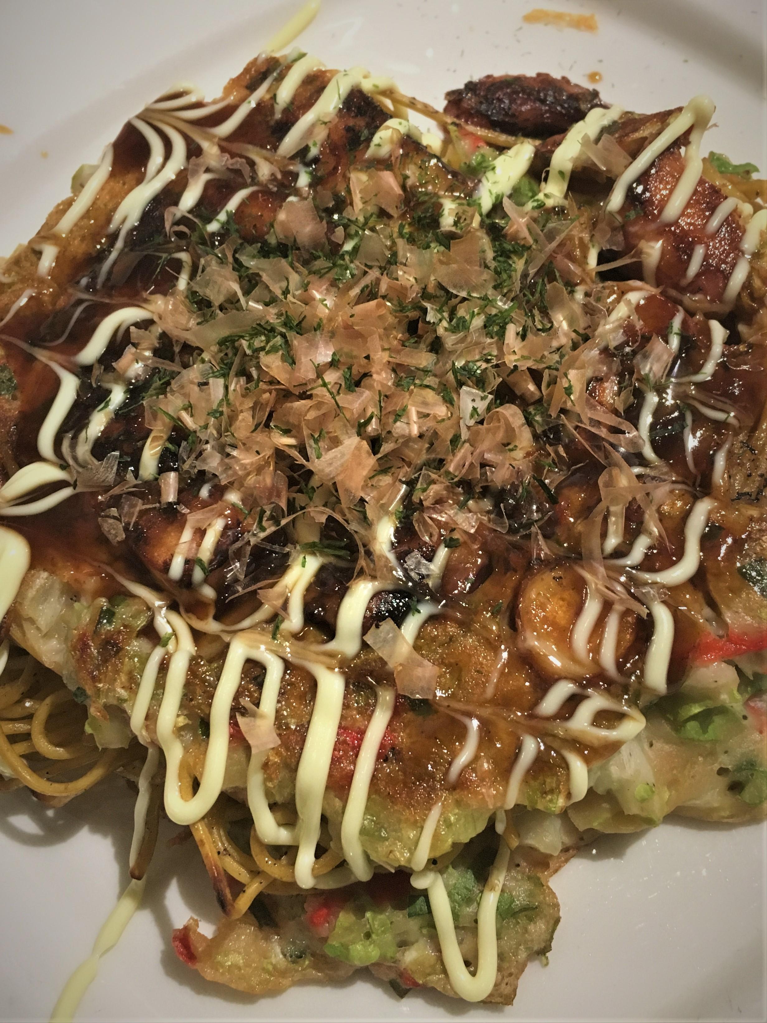 Tako Okonomiyaki.