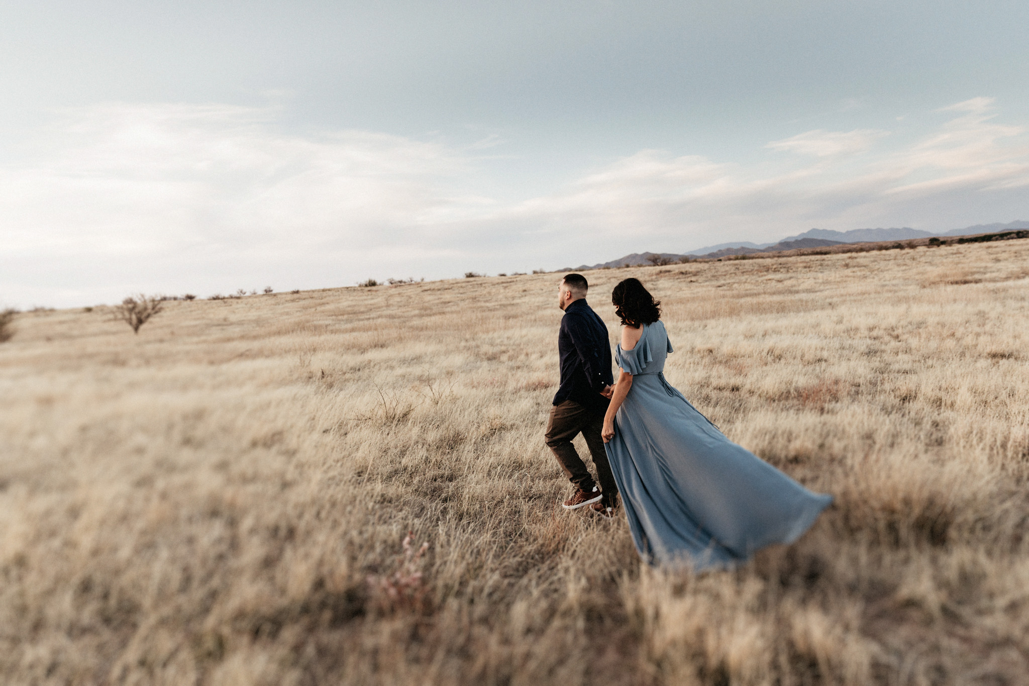 Clarisa and Ruben Engagement Session