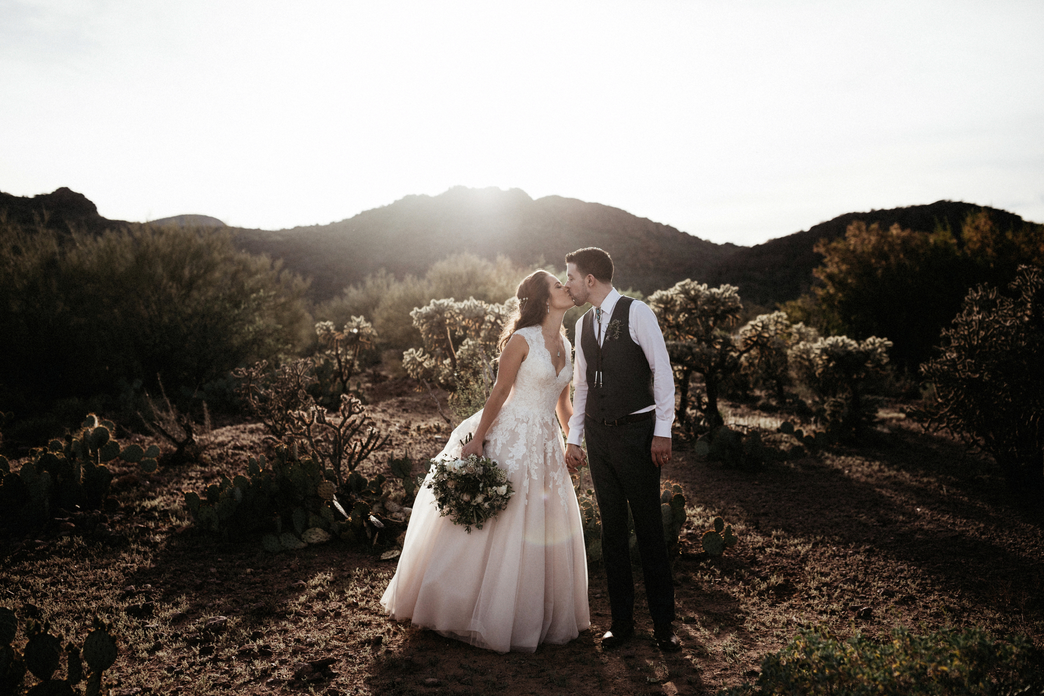 Elaina and David Wedding