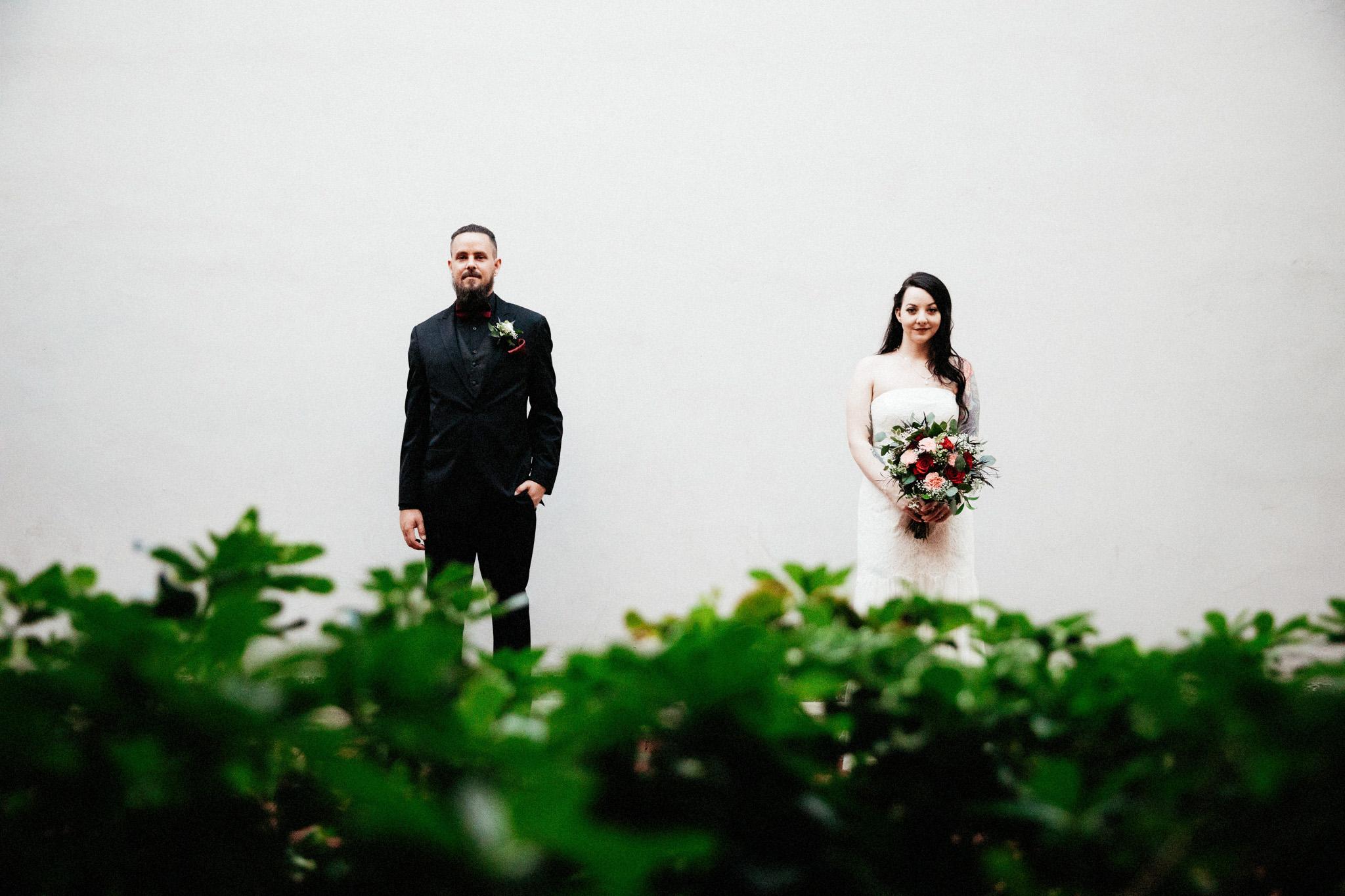 Rachael and Nick Wedding