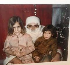 Me, Santa and Daphne, 1974