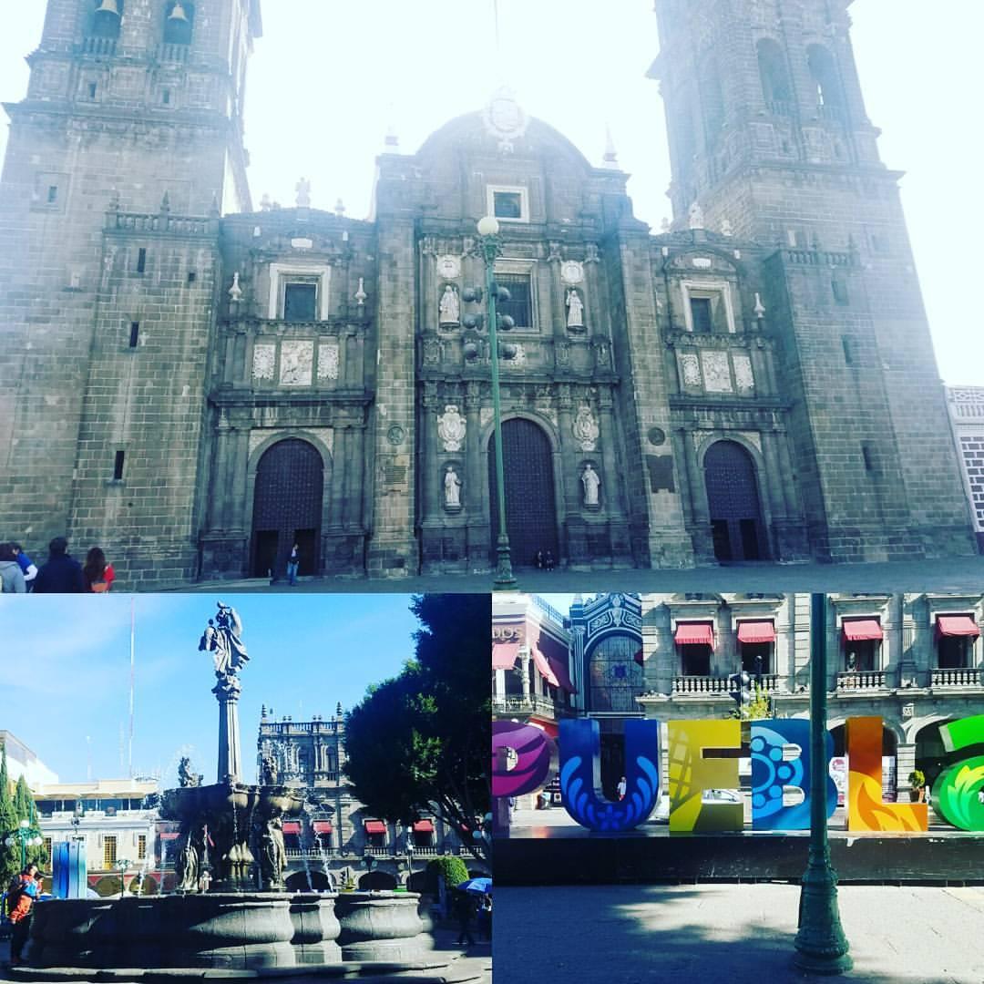 City of Puebla