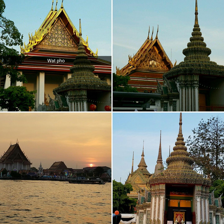 Temples near my hostel