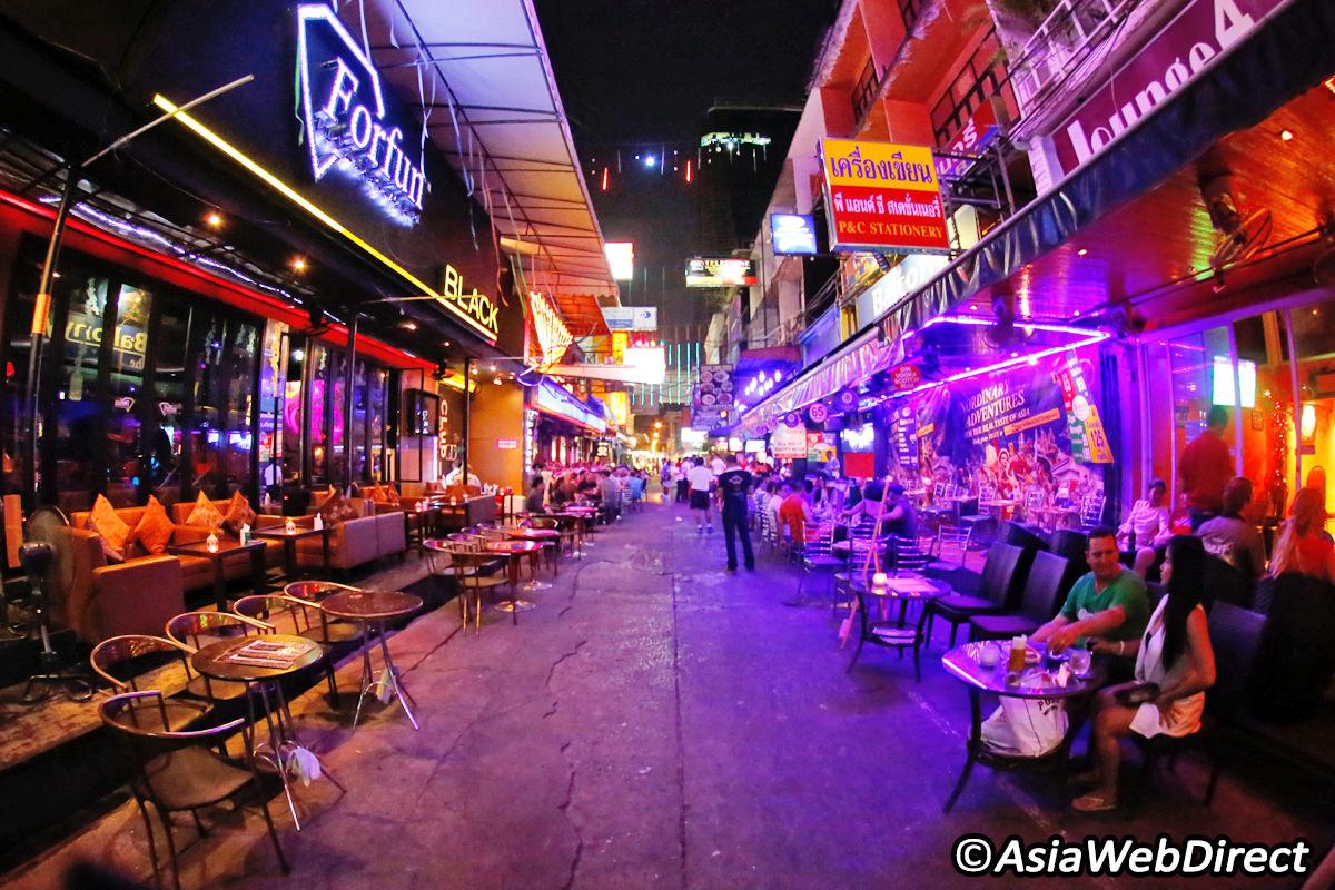 Provided by AsiaWebDirect - Silom Soi Nightlife