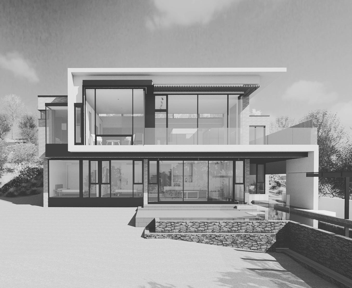 Castle Cove - New House