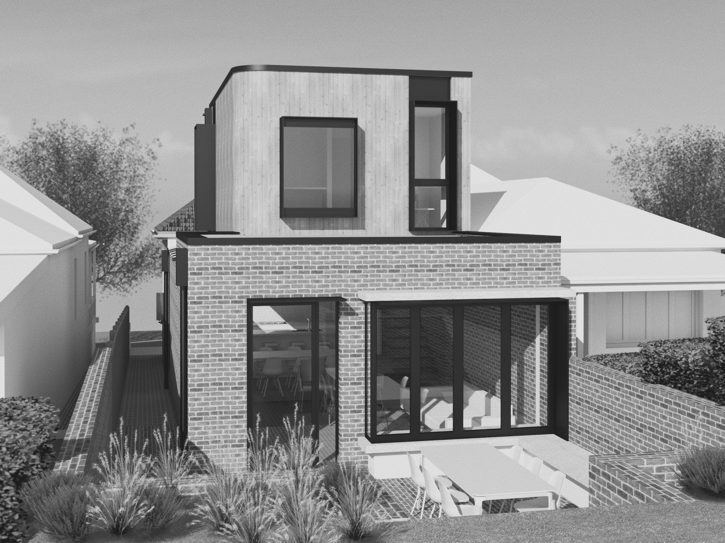 Willoughby Project 3- Alterations & Additions