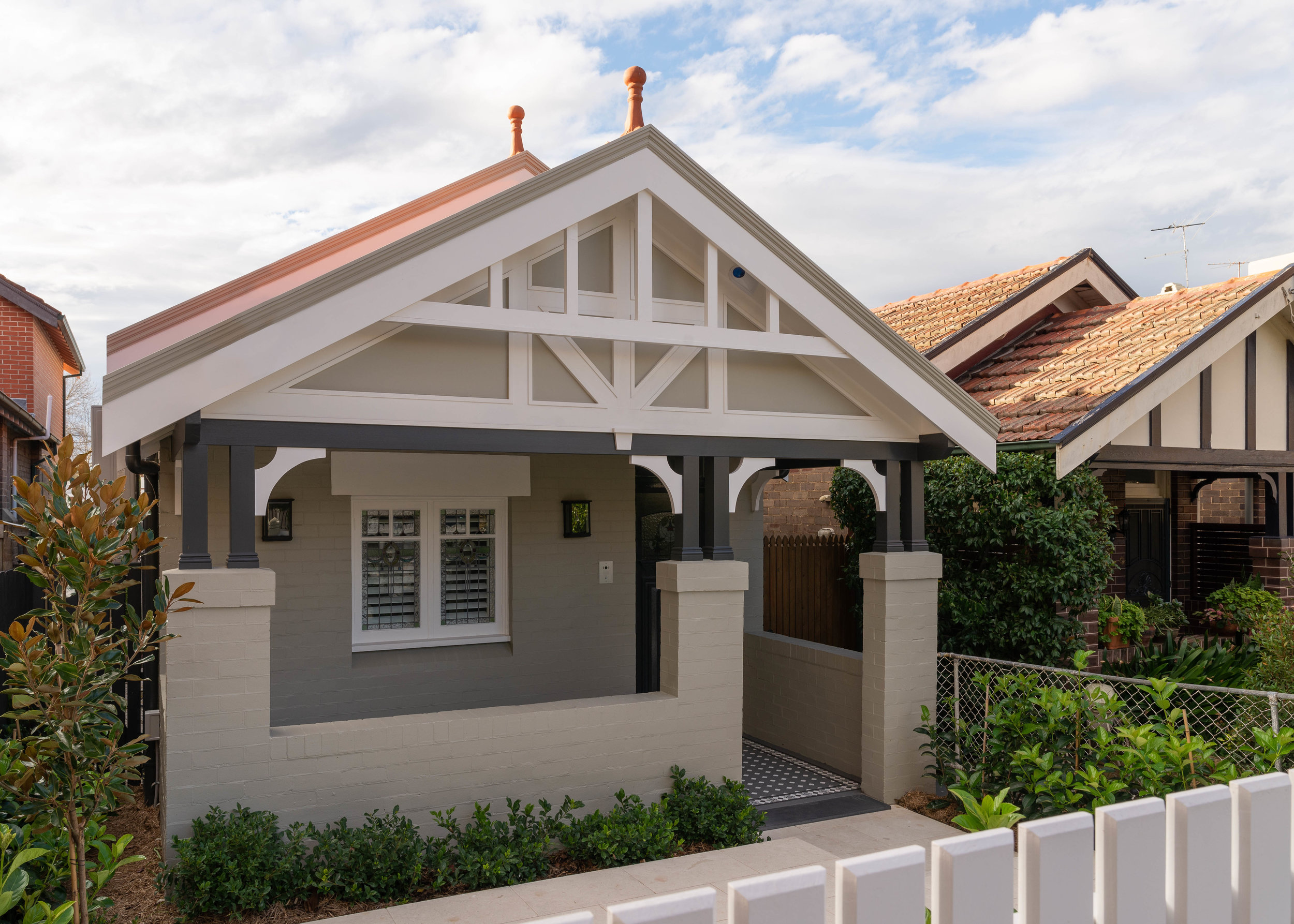 Crows Nest - Heritage Conservation