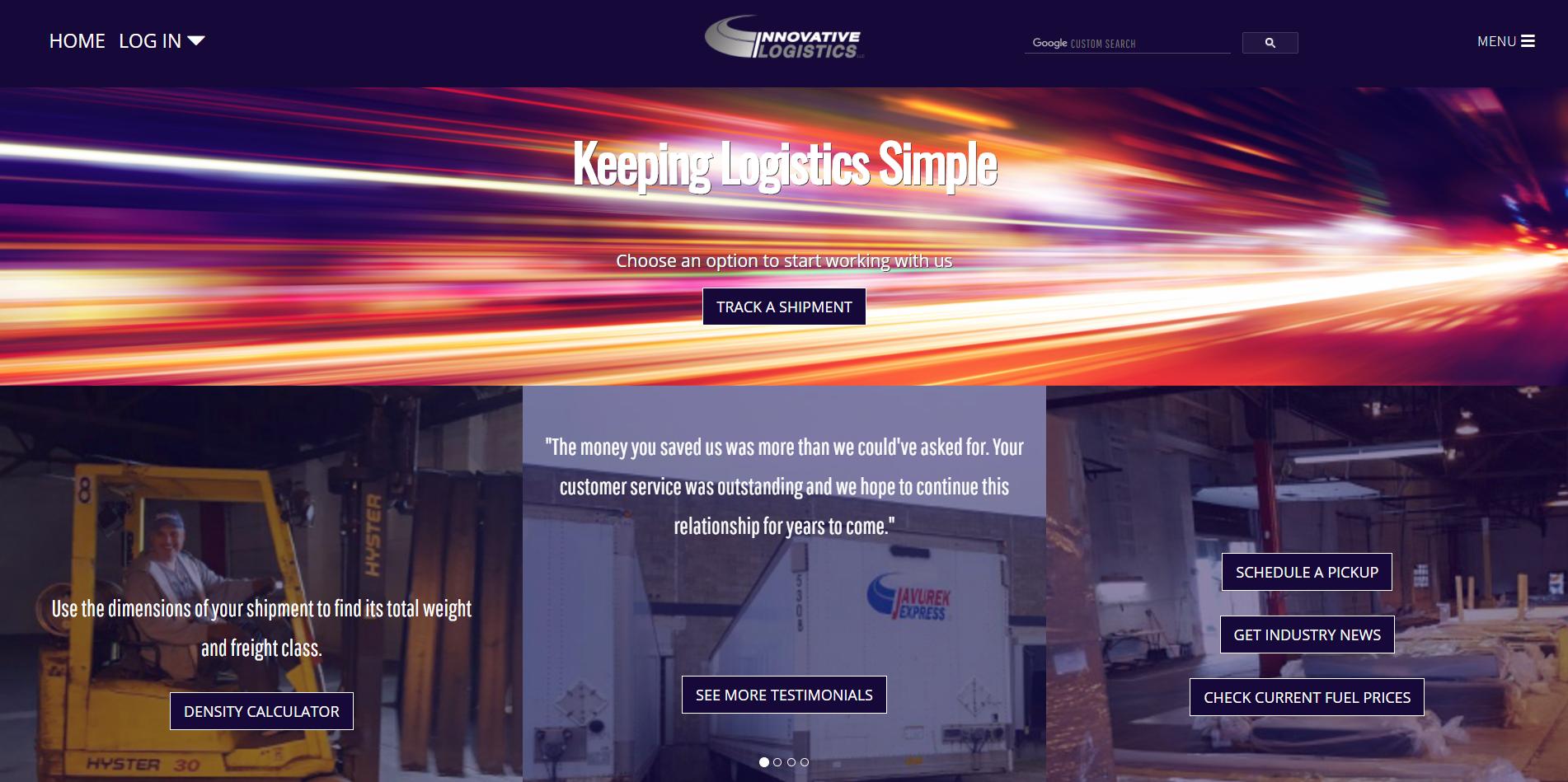 Innovative Logistics, LLC