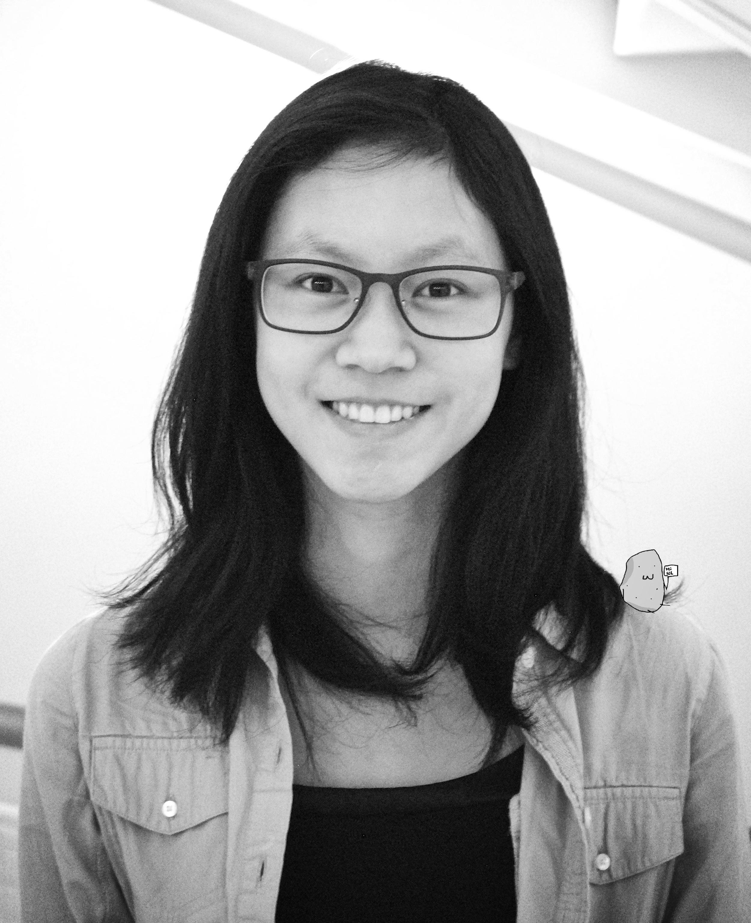 kimberly hoi     graduate student, bms program