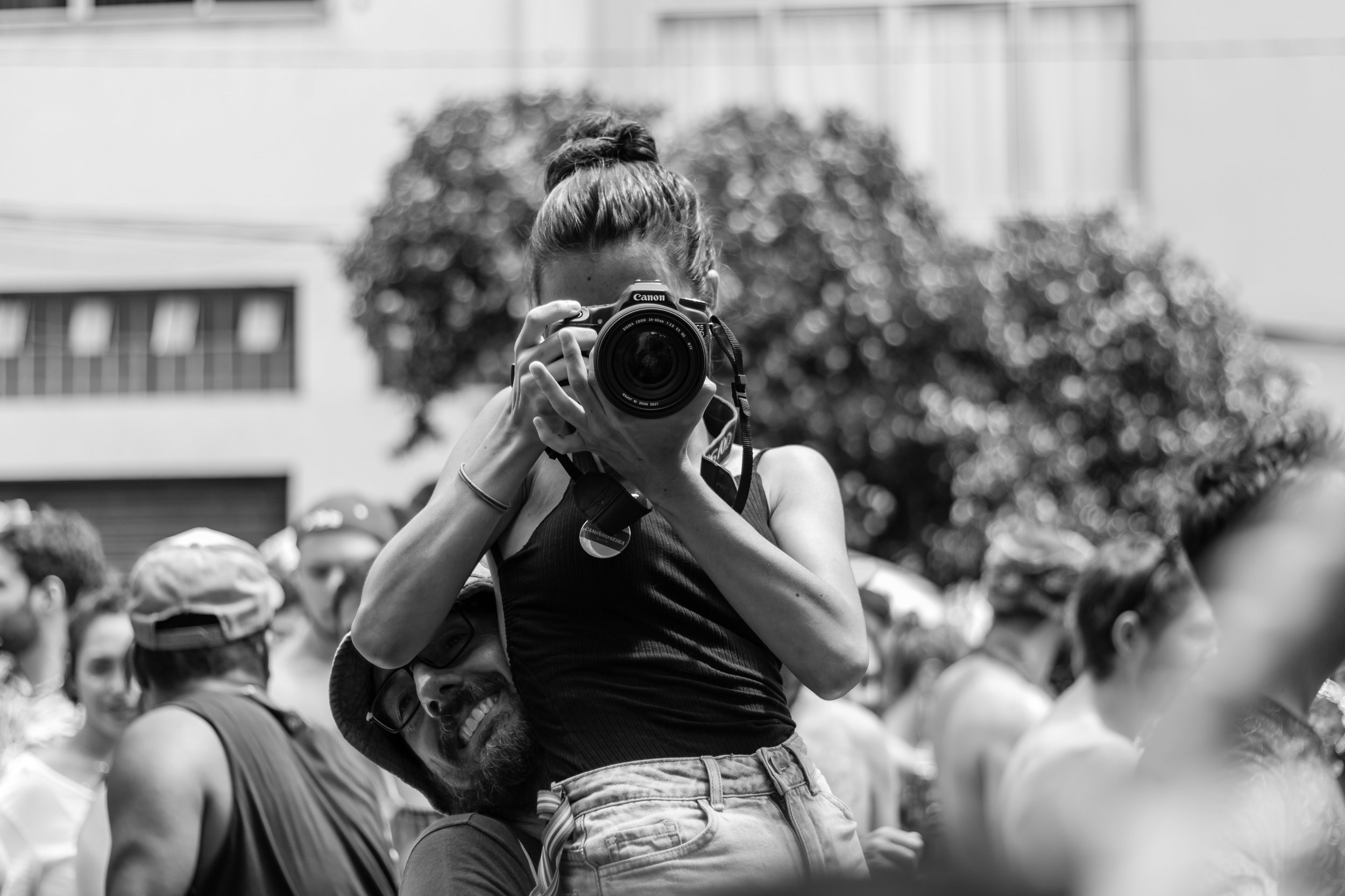 Without proper lensing, you will have no discernment -