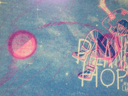 "Myra Lara ""Planet Hop"""