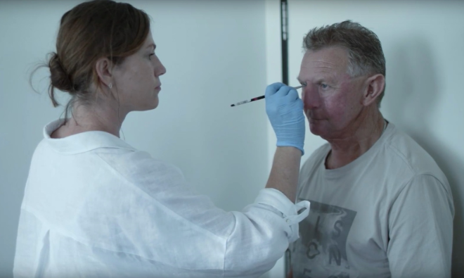 The Process - Learn about facial prosthetics and how they are made in this video by Beyond Five. Ron shares his experience about getting a facial prosthesis after losing his nose from head and neck cancer.Watch Now