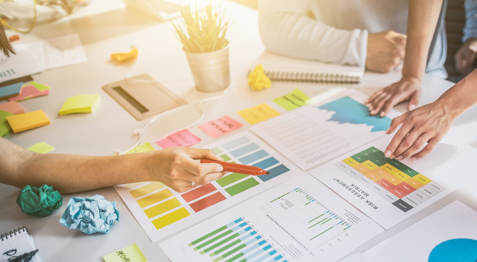 BUSINESS PLANNING - Whether you're establishing a business or working to crystallize your message, we're the partners you need to put your vision into words. We'll help you define yourself in concise, strong language that speaks to your audiences so you'll capture people the moment they interact with you.