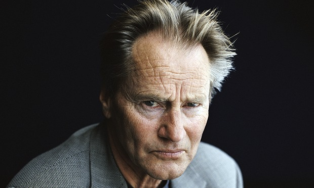 I think of it as inexplicable sadness, although the explanation is actually pretty clear. It's a distant sorrow, though, mourning a life that I have little connection to and even less actual contact with.  Sam Shepard has died, best known as an actor but cherished as a playwright, a dark, brooding, subversive voice that broke through the landscape of Mamet and Rabe and the rest of the 1970s theater world. His seminal (or breakout, I suppose) play was  Buried Child , a fractured family drama that suggested fault lines in the domestic stories we tell ourselves. Something wicked isn't coming our way; it's buried in the backyard, he said, and we buried it ourselves, a long time ago.   Buried Child  was first produced in the summer of 1978; two years later, I was in a summer repertory production of it, appreciating having the lead but frustrated by playing someone half a century ahead in life, with gray wigs and latex wrinkles. Not to mention doing the little dance we all had to do around our star power, actress Mercedes McCambridge (who played my wife, if you can imagine. Or maybe don't imagine).  Another year would go by before I wrote my first play, influenced by Shepard but knowing the similarities ended with writing words for actors to say. His vision was alien to mine, richer and darker than anything I could create. I had little use for the others, to be honest, never jumping on those bandwagons with their metered vernacular, heavy on the profanity and light on the profound.  This wasn't the case with Sam Shepard, and if I couldn't emulate it I could at least admire. There was a lot to admire, and not just his writing: he owned the screen when he appeared in films, his tendency toward less always ending up more. I'd never compete there, either.  I didn't know he had ALS. I didn't know much about his life in recent years, aside from an occasional reboot of his canon, or a surprising role in a film I wandered across while searching for something else. That feels appr