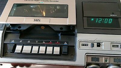 Roughly the 1979 version of a VCR. I'd love to have one of these, which is part of the problem.