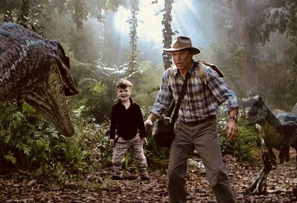 Bix in Jurassic Park