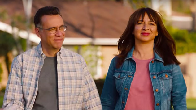 "Fred Armisen and Maya Rudolph in ""Forever"" (Amazon Prime)"