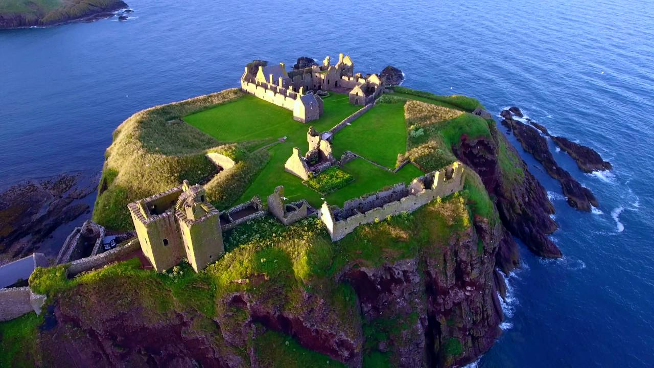 Dunnottar Castle, near Stonehaven. Going here, you betcha.