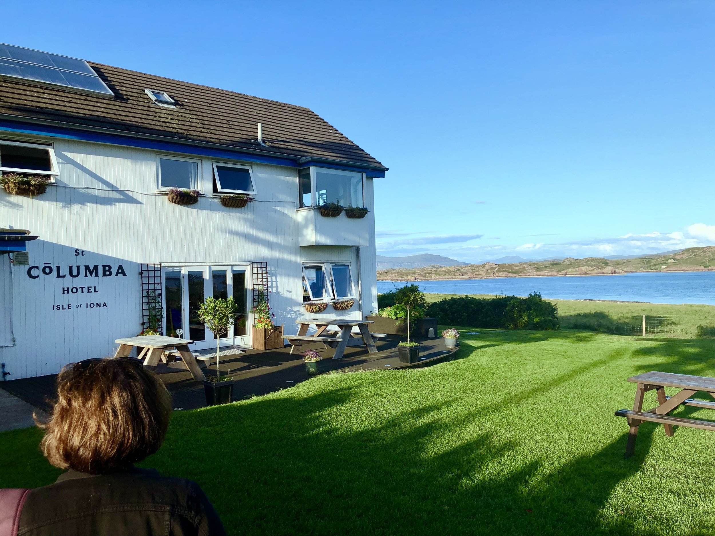 St. Columba Hotel on Iona
