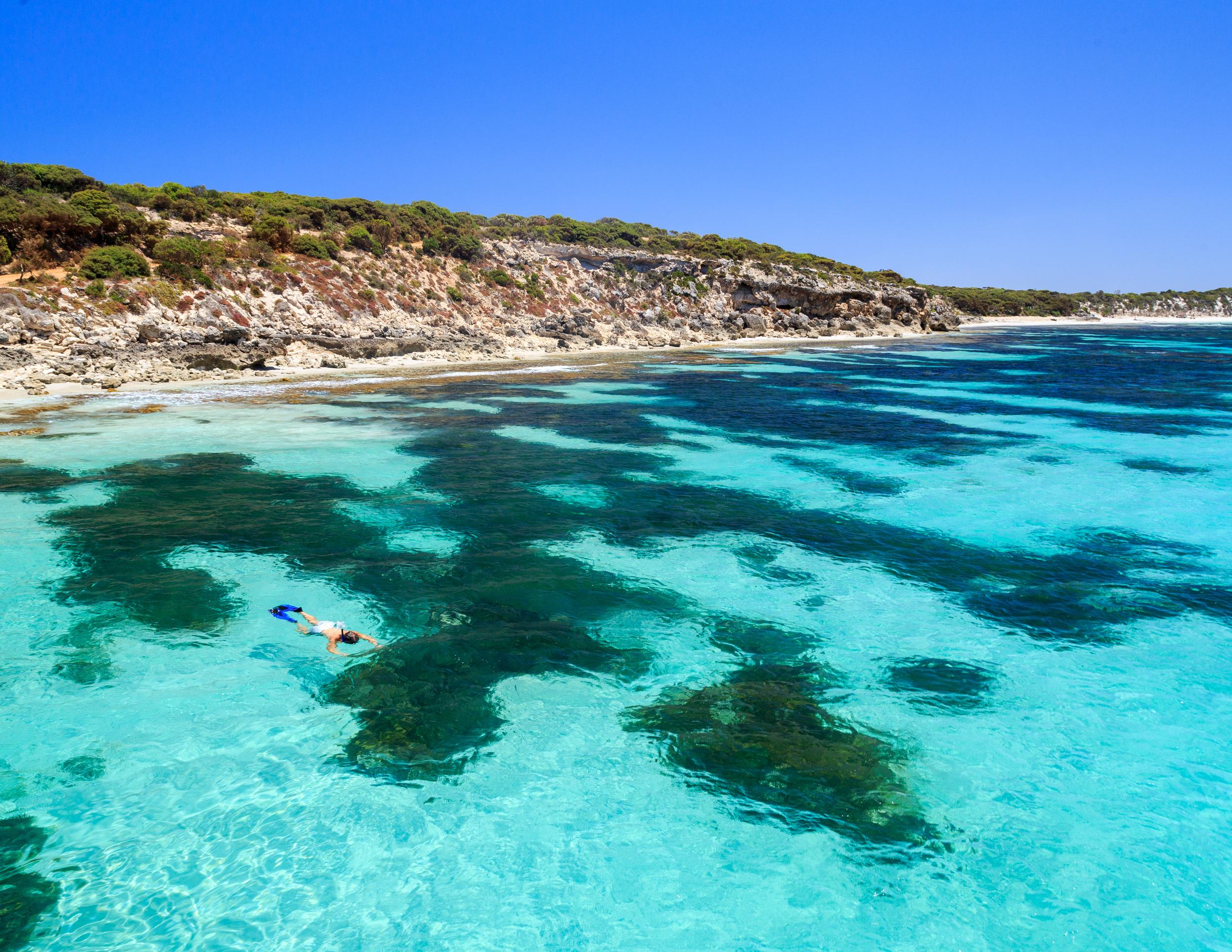 Things to do Kangaroo Island: The sea at Vivonne Bay