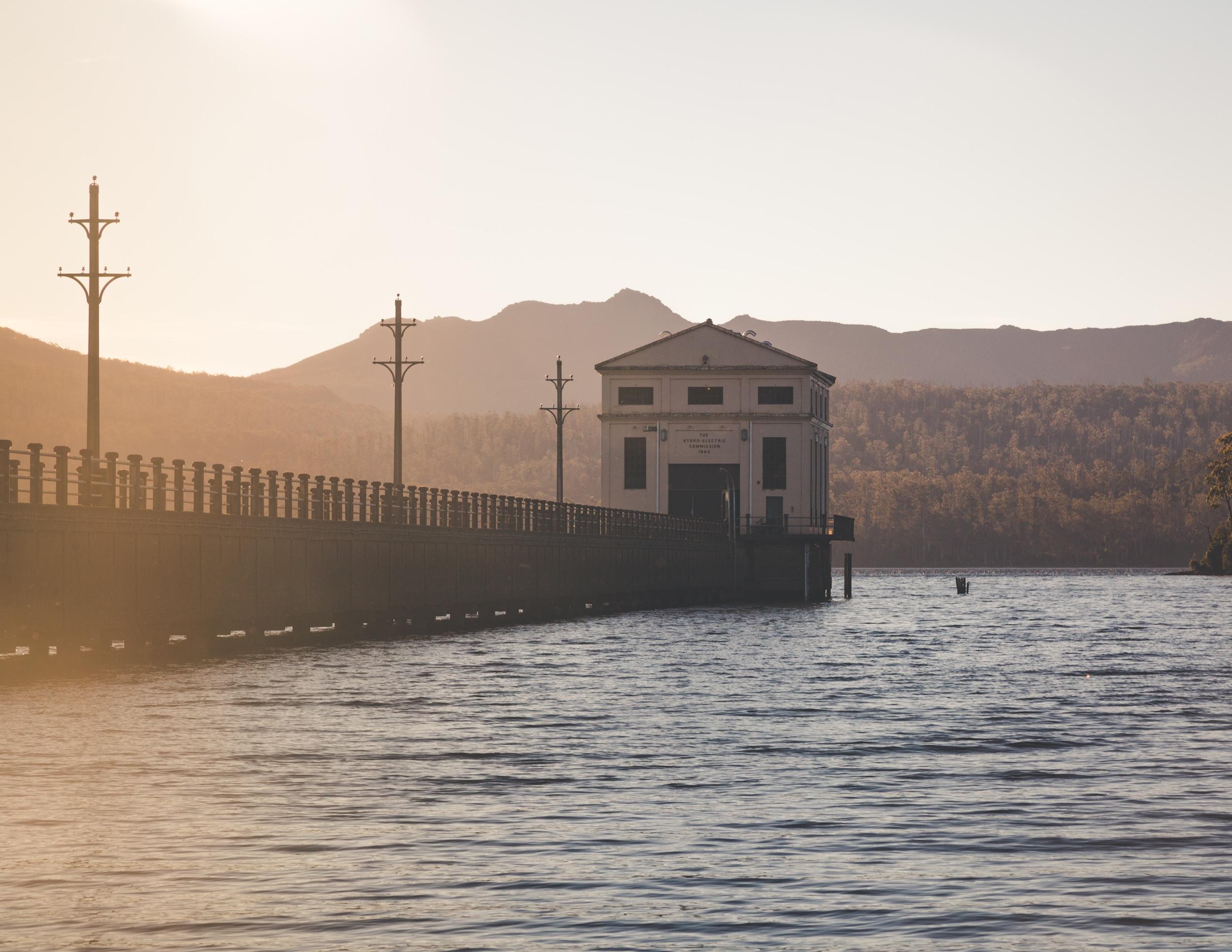 The Pumphouse at Lake St Clair