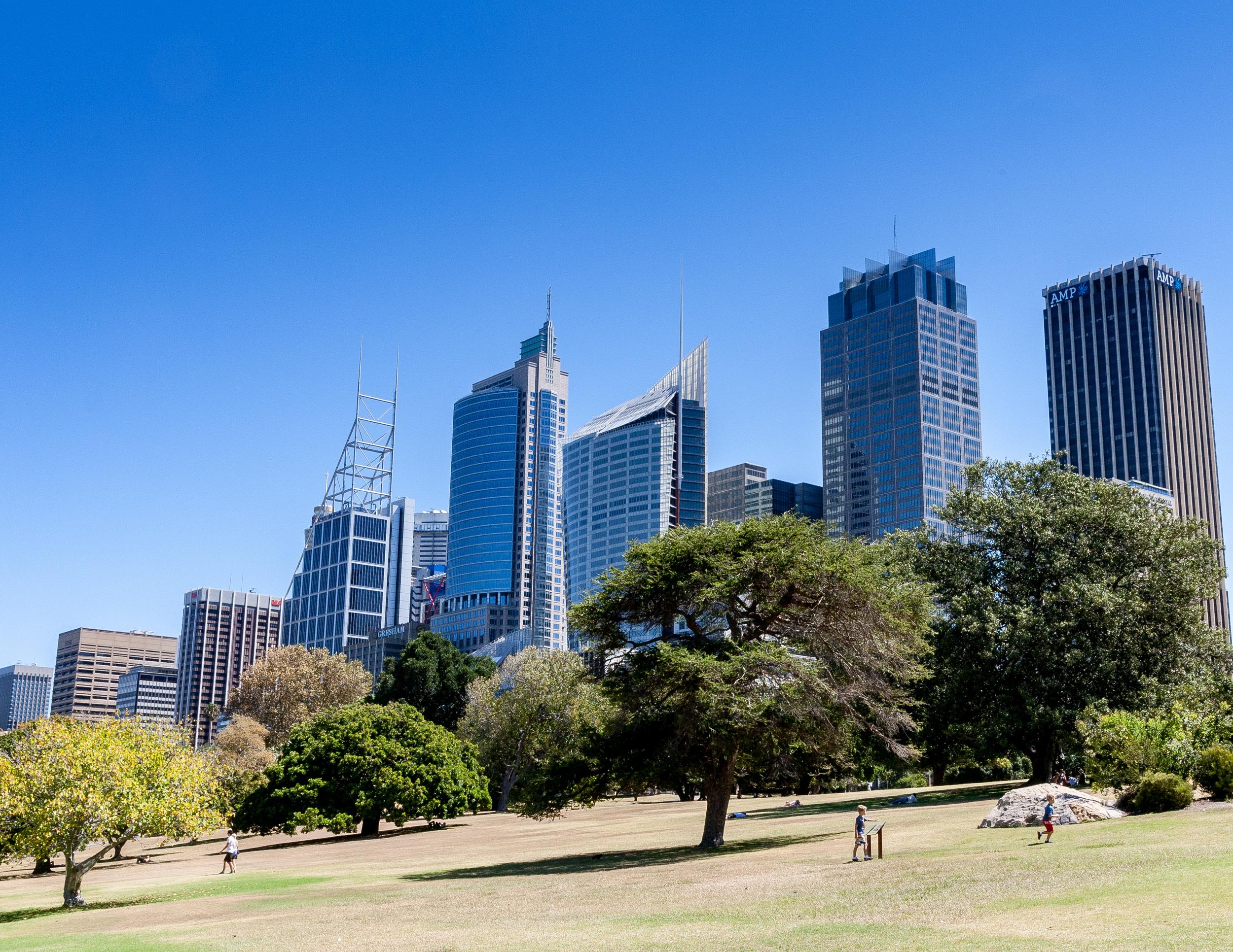 Cheap things to do in Sydney: Botanic Gardens Walk
