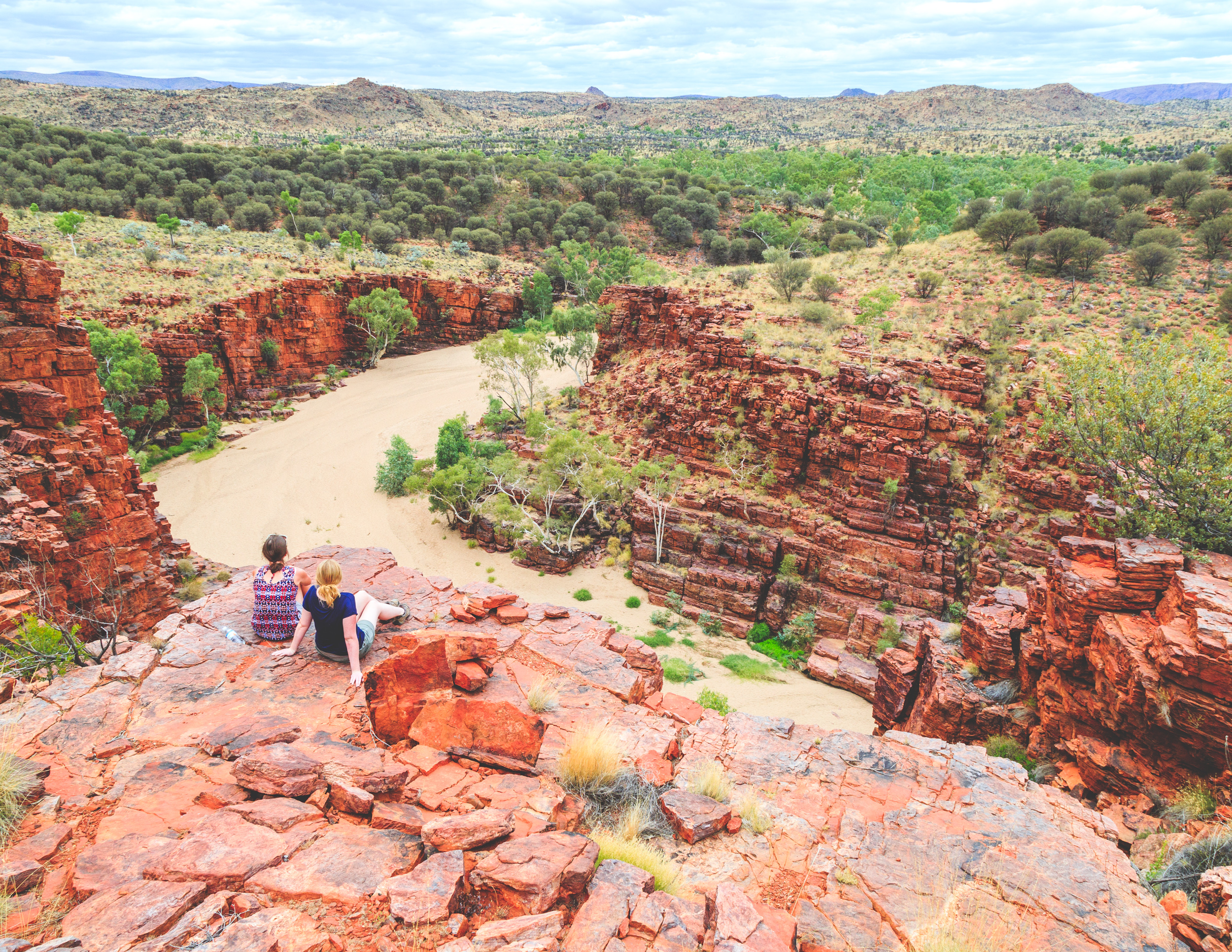 Things to do in Alice Springs: Trephina Gorge