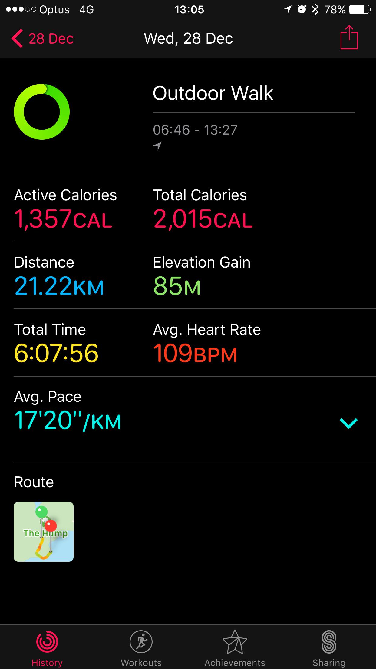 Day 2, Hump Ridge Track