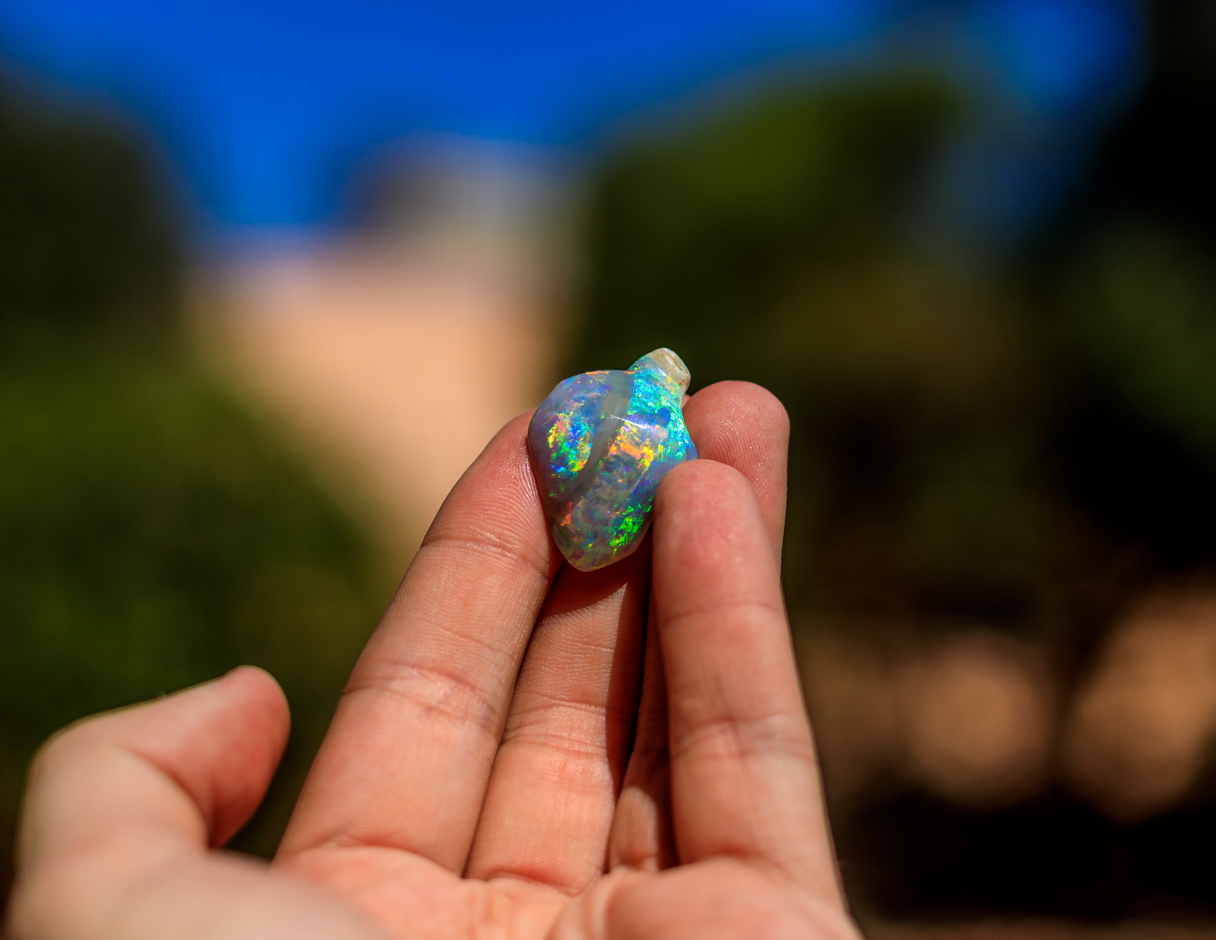 Best things to do in Coober Pedy: Opal!