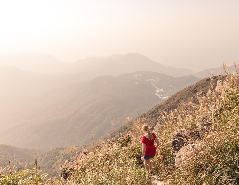 Best walks in Hong Kong: Lantau Peak