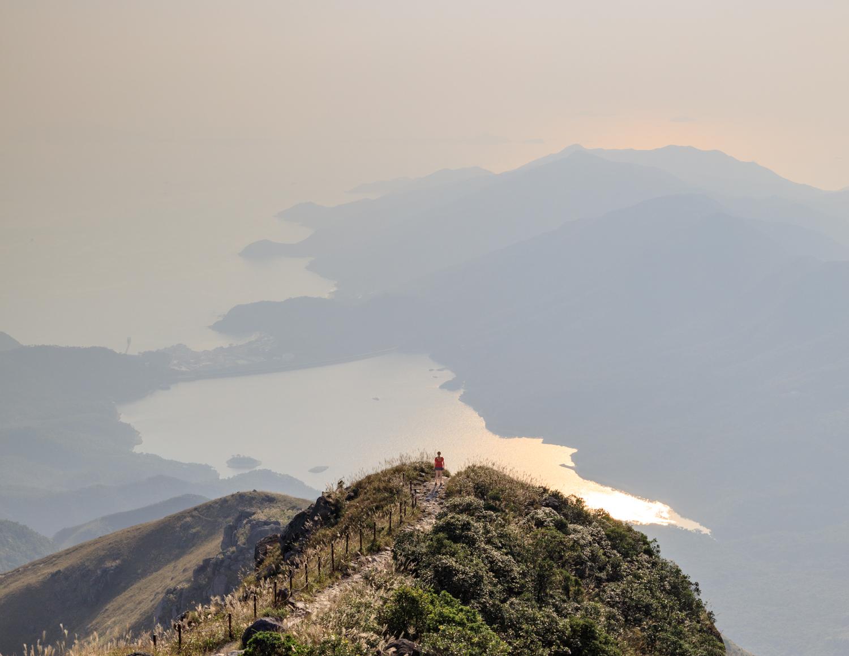 Best hikes in Hong Kong: Lantau Peak
