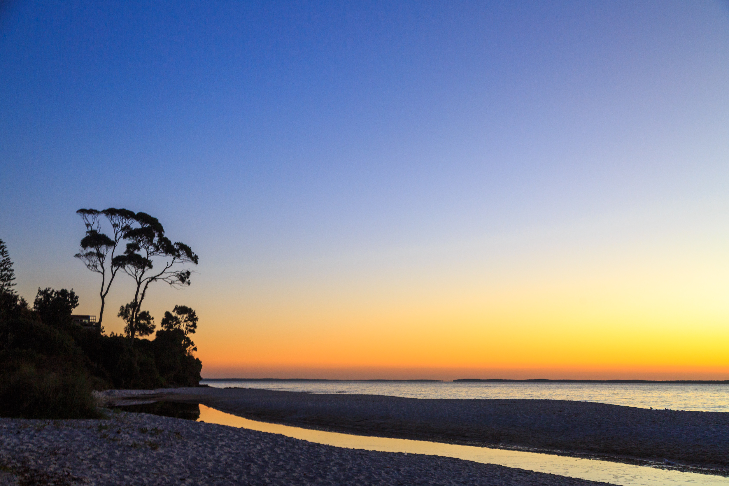 When is the best time to visit Australia: Hyams Beach, New South Wales