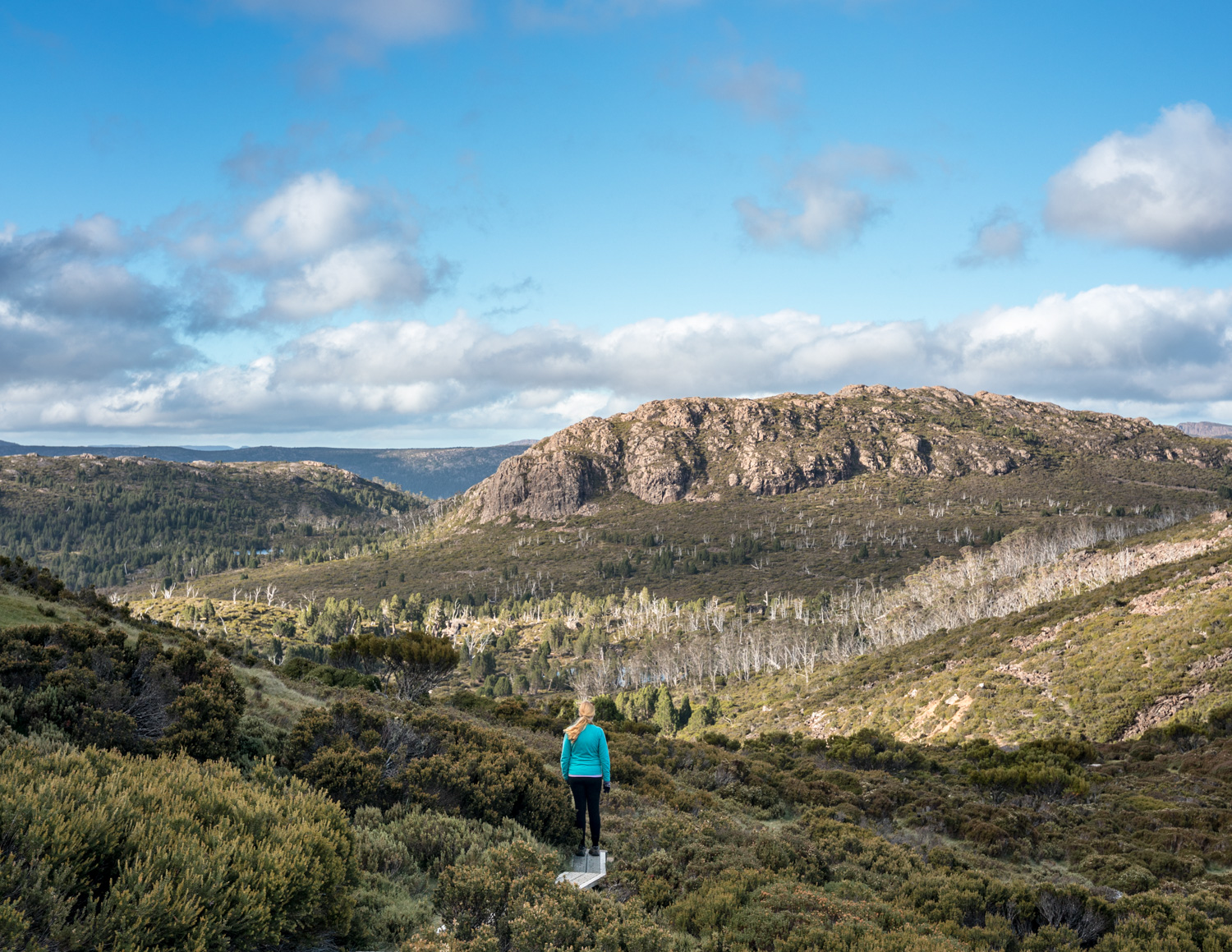 The Walls of Jerusalem, Tasmania