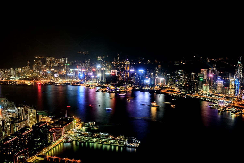 Best things to do in Hong Kong: Hong Kong Skyline