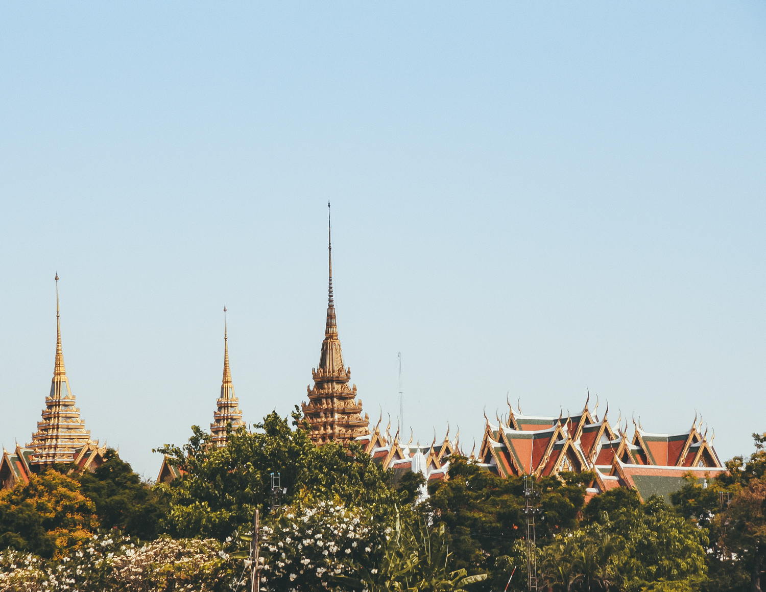 Best things to do in Thailand Temple hopping in Bangkok