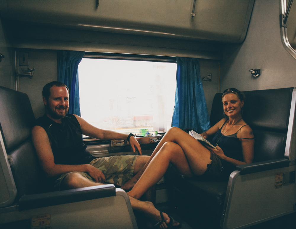 Night train to Chiang Mai, best things to do in Thailand