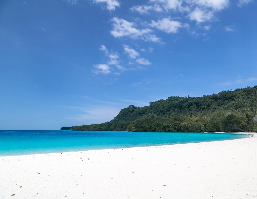 Champagne Beach, Best things to do in Espiritu Santo, Vanuatu