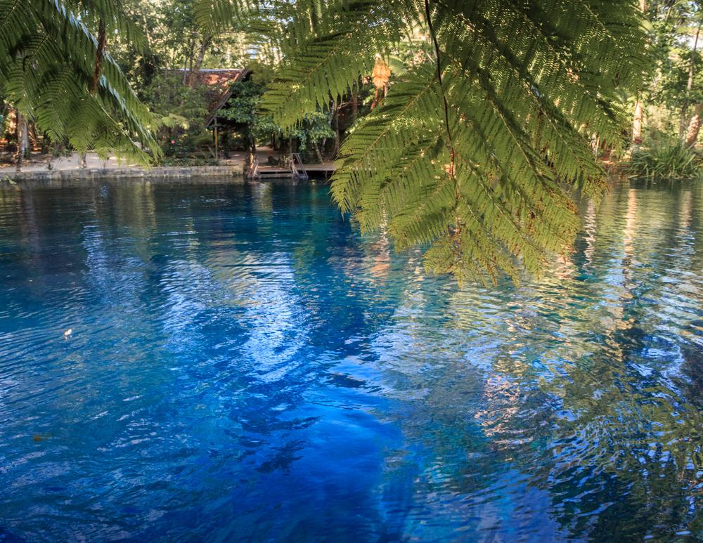 Best things to do in Espiritu Santo, Vanuatu, Nanda Blue Hole