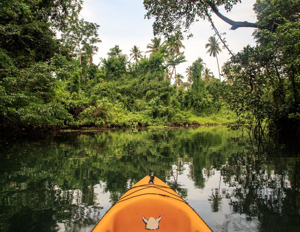 Best things to do in Espiritu Santo, Vanuatu, Kayaking