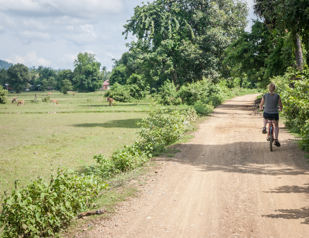 Best things to do in Laos, cycle round Don Det