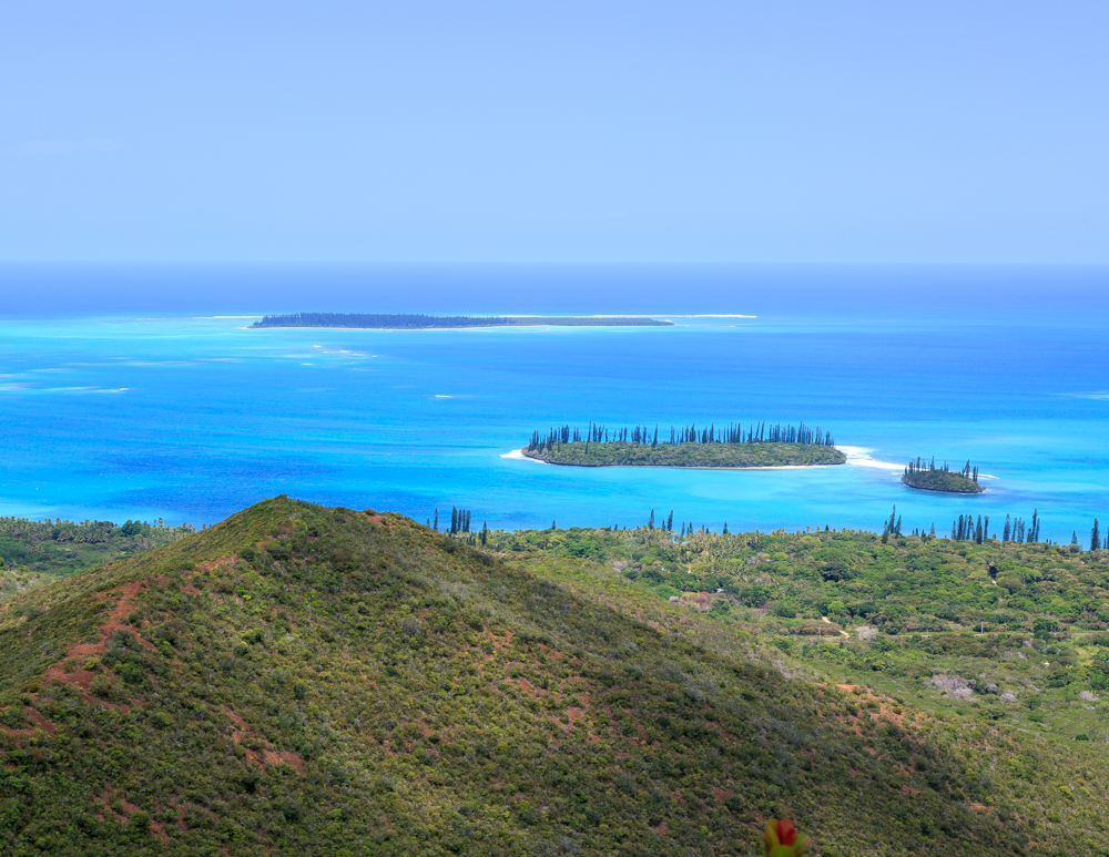 Best things to do in New Caledonia, Pic N'GA