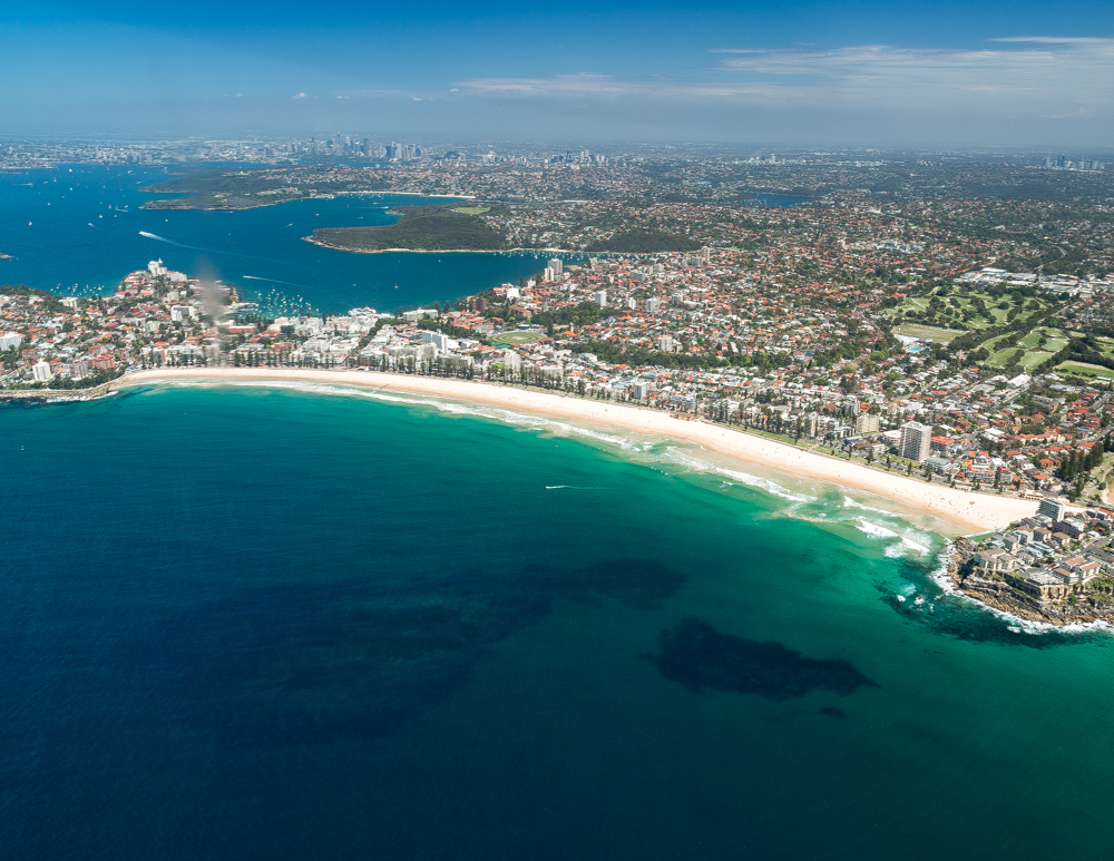 Best Beaches in Sydney, Manly Beach
