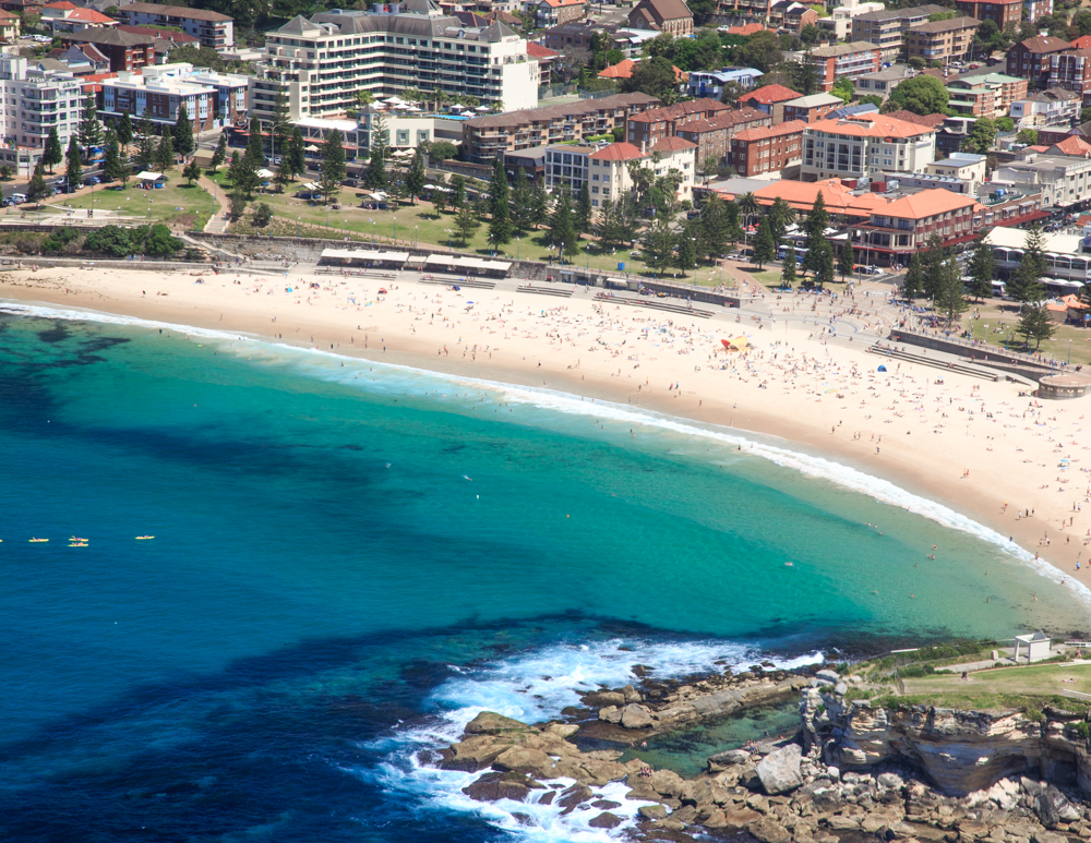 Best Beaches in Sydney, Coogee Beach