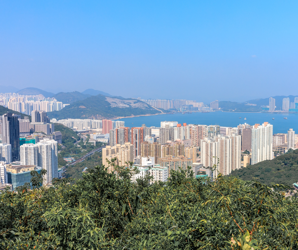 Hong Kong Trail Section 8