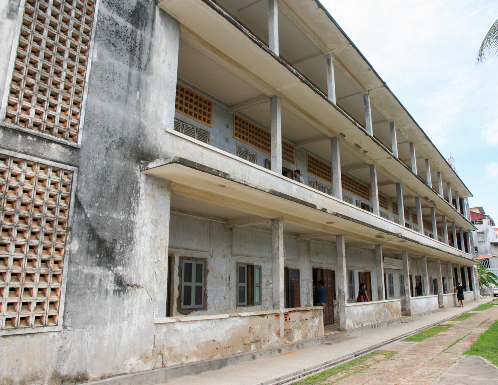 Best things to do in Cambodia, Tuol Sleng