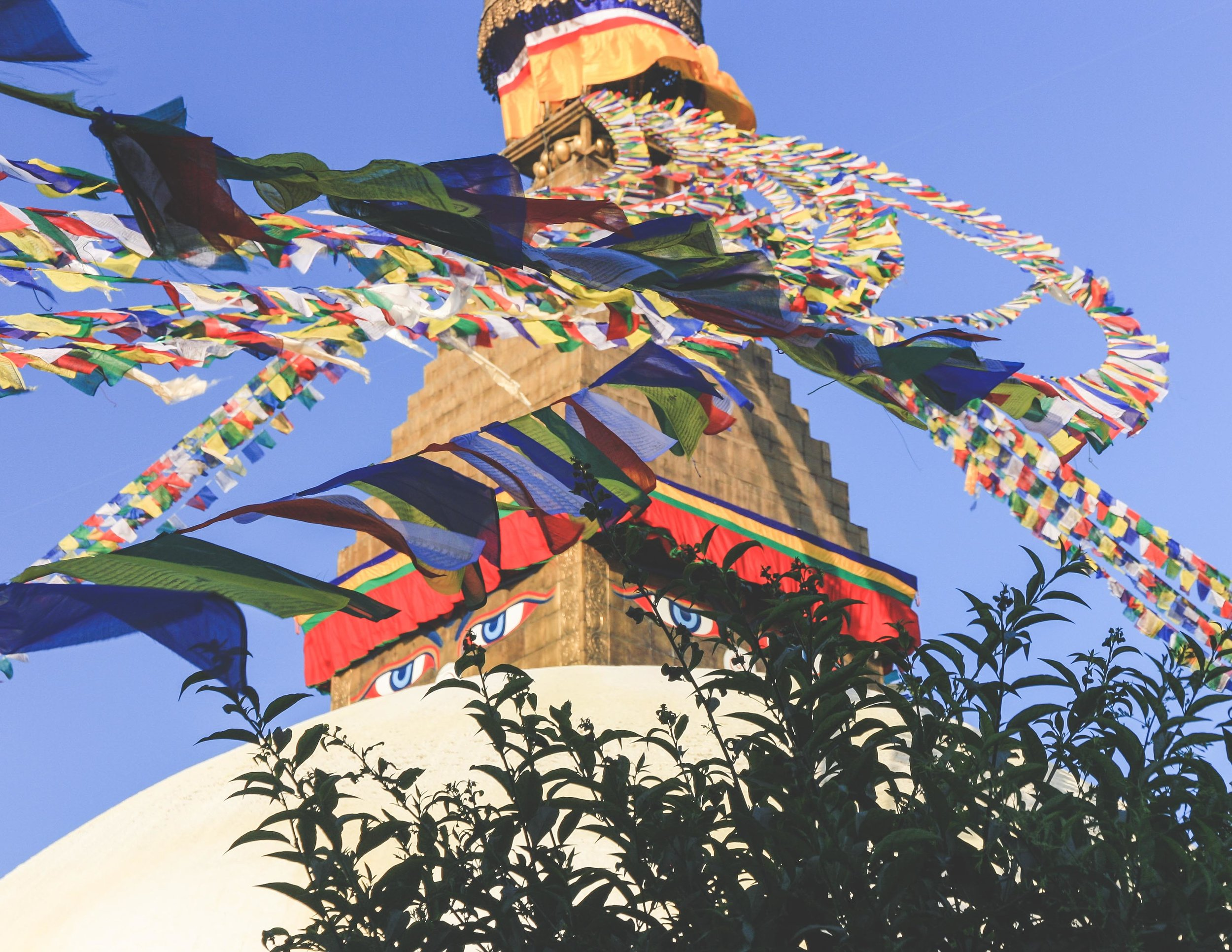 Best things to do in Nepal: Boudnath